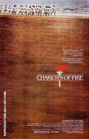 Chariots Of Fire, 1981 By Sporting-Movie-Posters