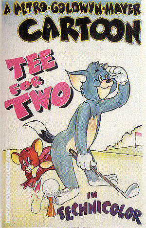 Tee For Two, 1949 By Sporting-Movie-Posters