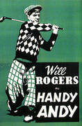 Handy Andy, 1934 By Sporting-Movie-Posters