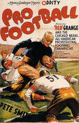 Pro Football, 1931 By Sporting-Movie-Posters