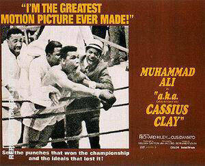 A.K.A. Cassius Clay, 1970 By Sporting-Movie-Posters