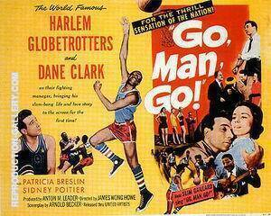 Go, Man, Go!, 1954 By Sporting-Movie-Posters