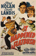 It Happened In Flatbush II, 1942 By Sporting-Movie-Posters