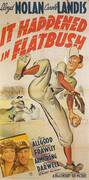 It Happened In Flatbush, 1942 By Sporting-Movie-Posters