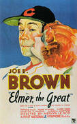Elmer, The Great, 1933 By Sporting-Movie-Posters