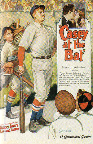 Casey At The Bat, 1927 By Sporting-Movie-Posters