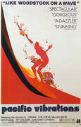 PACIFIC VIBRATIONS, 1971 By Sporting-Movie-Posters