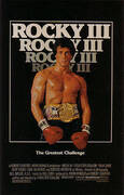 ROCKY III, 1982 By Sporting-Movie-Posters