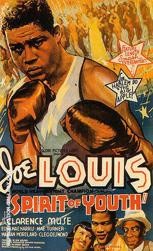 SPIRIT OF YOUTH, 1937 Painting By Sporting-Movie-Posters