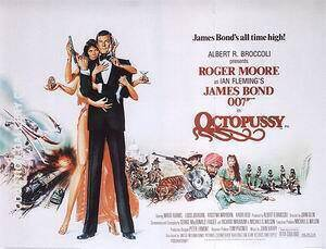 Octopussy 1983 By James-Bond-007-Posters