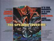 The Spy Who Loved Me, 1977 By James-Bond-007-Posters