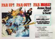 On Her Majesty's Secret Service, By James-Bond-007-Posters