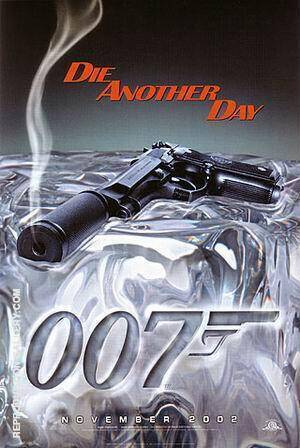 Die Another Day II By James-Bond-007-Posters