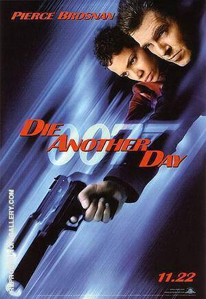 Die Another Day Painting By James-Bond-007-Posters - Reproduction Gallery