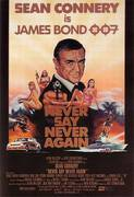 Never Say Never Again II By James-Bond-007-Posters