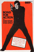 For Your Eyes Only II By James-Bond-007-Posters