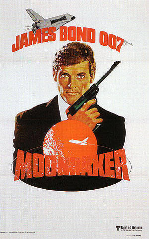 Moonraker II By James-Bond-007-Posters