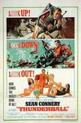 Thunderball I By James-Bond-007-Posters
