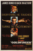 Goldfinger II By James-Bond-007-Posters