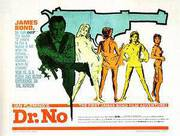 Dr. No By James-Bond-007-Posters