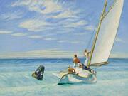 Ground Swell 1939 By Edward Hopper