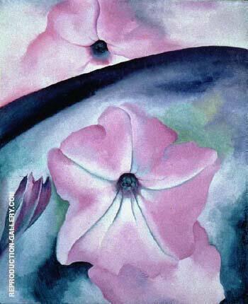 Petunia II 1924 By Georgia O'Keeffe