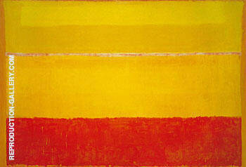 No 10 Untitled 1952 A By Mark Rothko