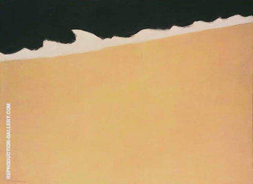 Black Sea By Milton Avery