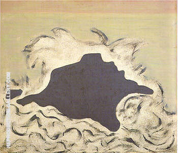 Advancing Sea By Milton Avery