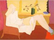 Adolescence By Milton Avery