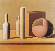 Still Life 1919 By Giorgio Morandi