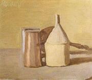 Still Life 1948 2 By Giorgio Morandi