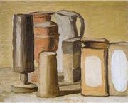 Still Life 1949 By Giorgio Morandi