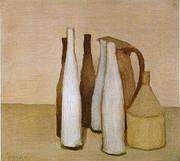Still Life 1951 3 By Giorgio Morandi