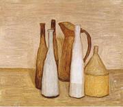 Still Life 1953 By Giorgio Morandi