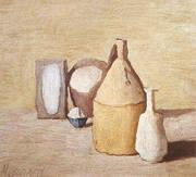 Still Life 1954 By Giorgio Morandi