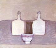 Still Life 1959 By Giorgio Morandi
