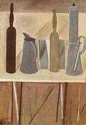 Stil Life 1916 By Giorgio Morandi