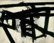 Mahoning 1956 By Franz Kline