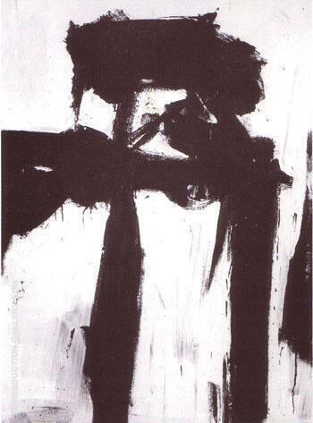 Figure 1956 By Franz Kline