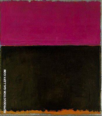 Untitled 1953 By Mark Rothko