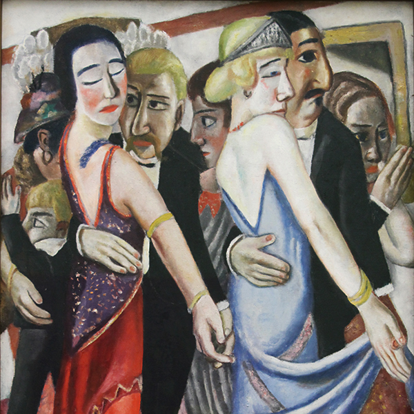 Oil Painting Reproductions of Max Beckmann
