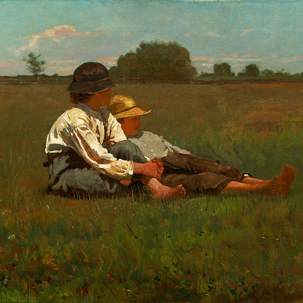 Oil Painting Reproductions of Winslow Homer