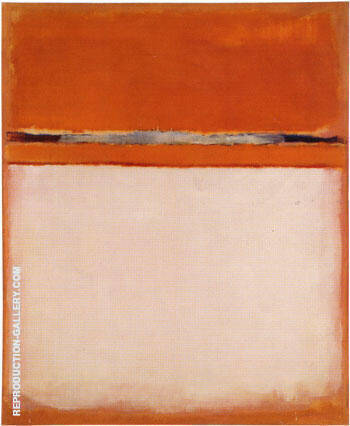 No 18 1951 By Mark Rothko