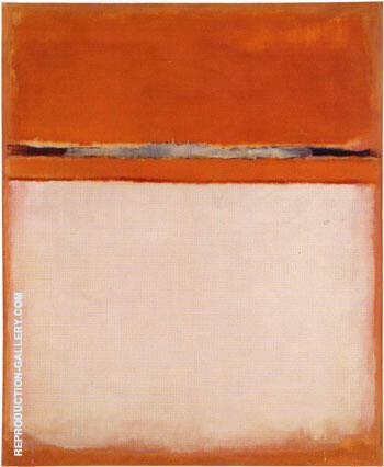 No 18 1951 By Mark Rothko