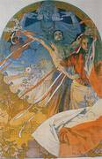 Sokol Festival 1925 By Alphonse Mucha