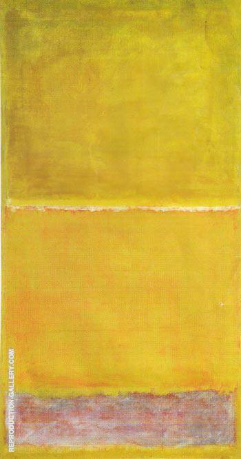 No 156 1950 By Mark Rothko