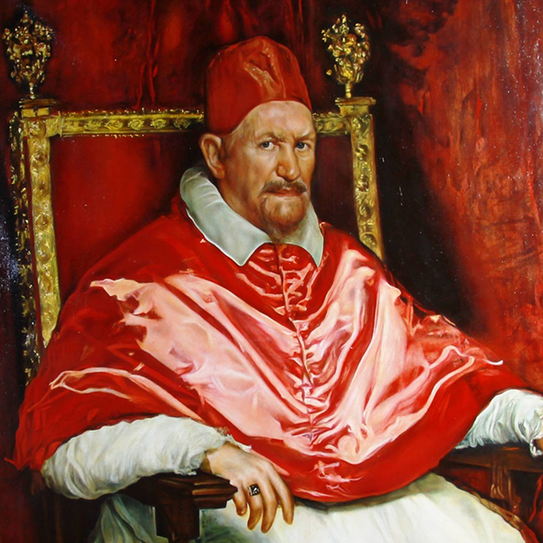 Oil Painting Reproductions of Diego Velazquez