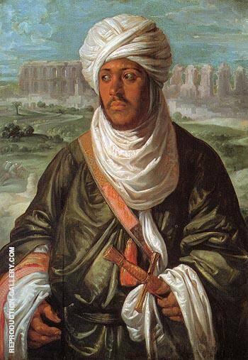 Mulay Ahmad 1610 By Ruebens