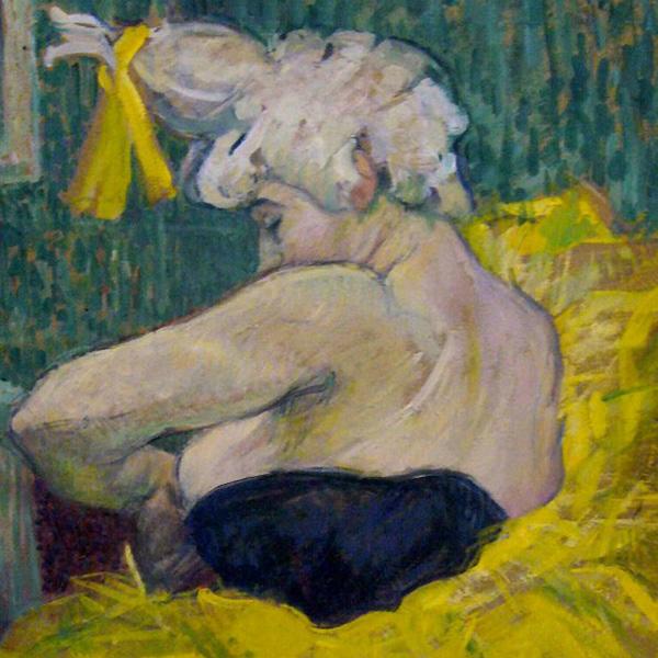 Oil Painting Reproductions of Henri De Toulouse-lautrec
